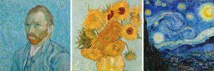 Tác phẩm của danh họa Vincent van Gogh